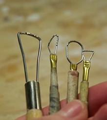 Wwt sculpt materials tools