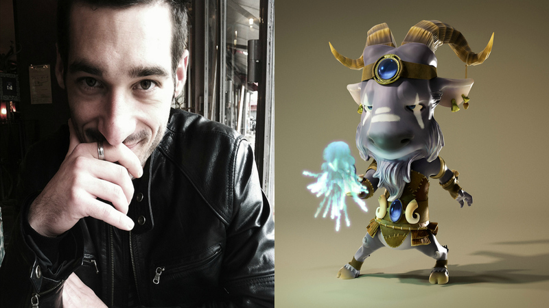 "Pierrick Picaut: ""Blender Pays My Bills!"""