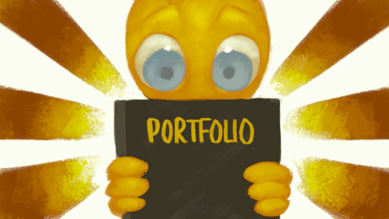 How to Create an Art Portfolio That Gets You Hired