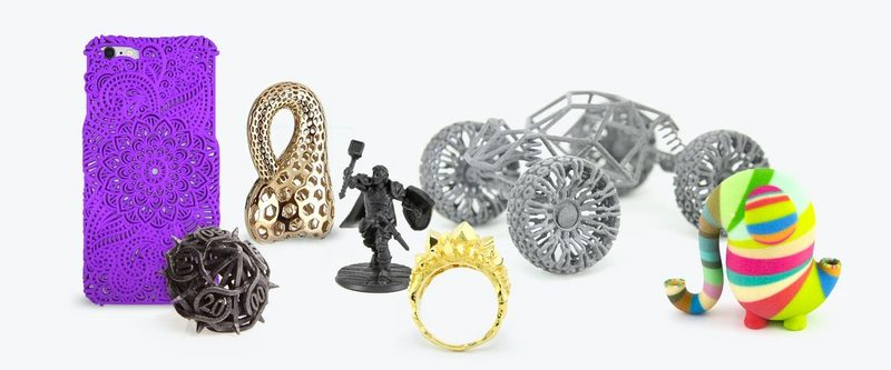 Shapeways' Lauren Slowik on 3D Printing the Future