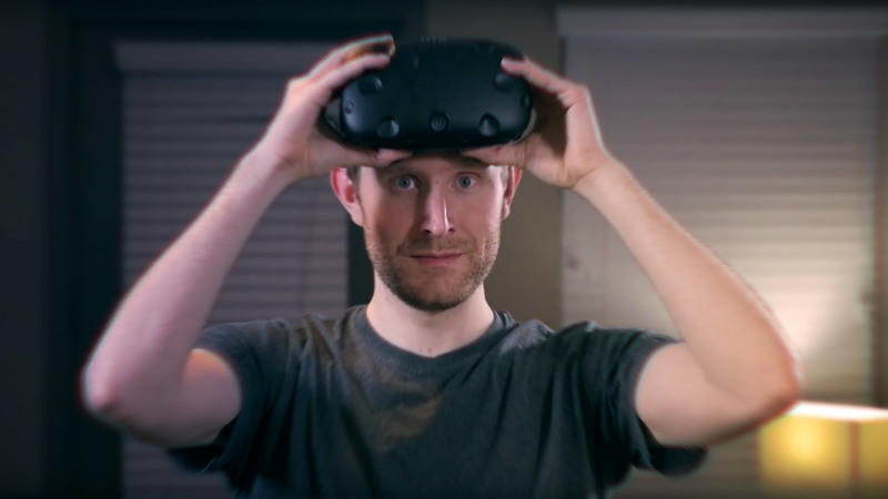 "Chris Folea: ""Hopping into your own VR environment is an incredible feeling"""