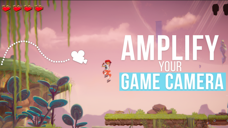 Amplifiy Your Game Camera