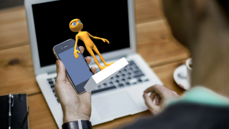Designing for Augmented Reality