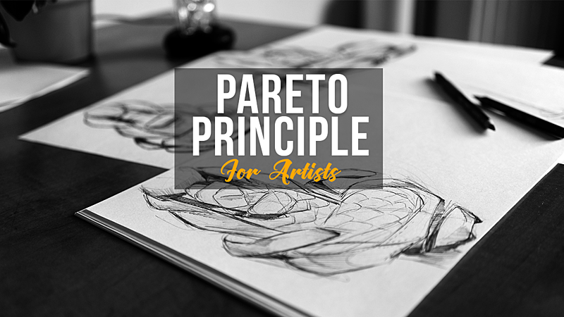Pareto Principle for Artists