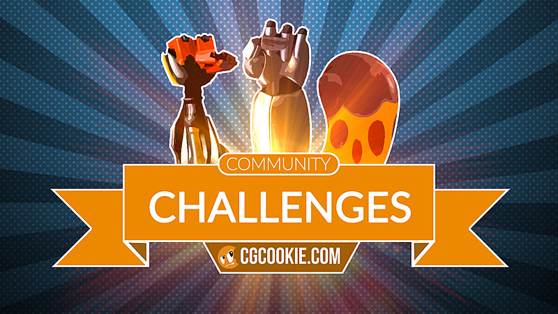 "Announcing Community ""Challenges"""