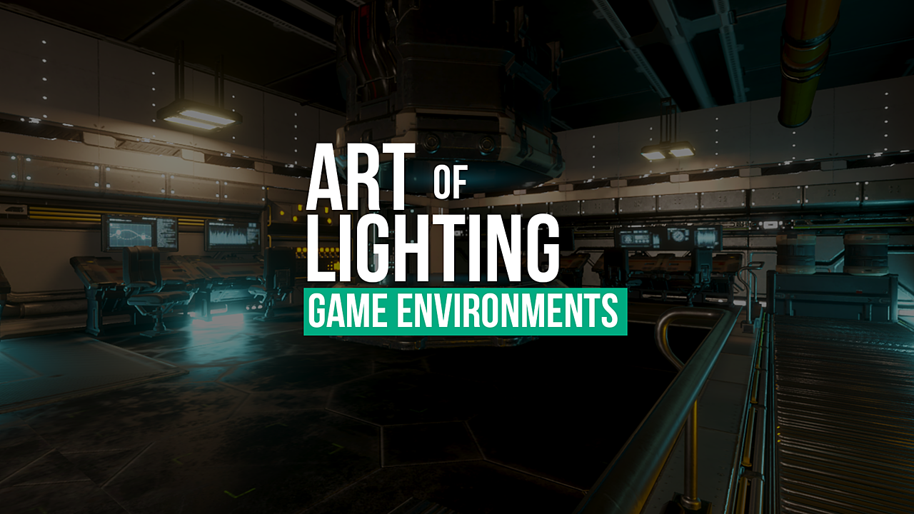 Art of Lighting Game Environments in Unity - CG Cookie