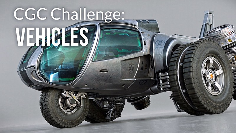 The Best Blender Vehicles: Winners of the Community Challenge are Announced