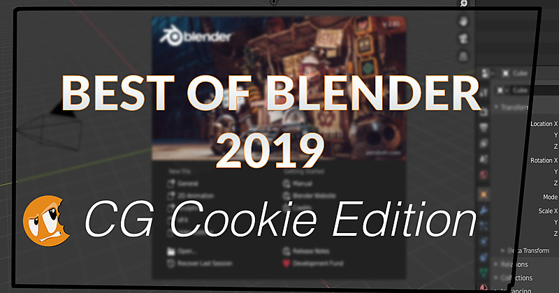 Best of Blender 2019