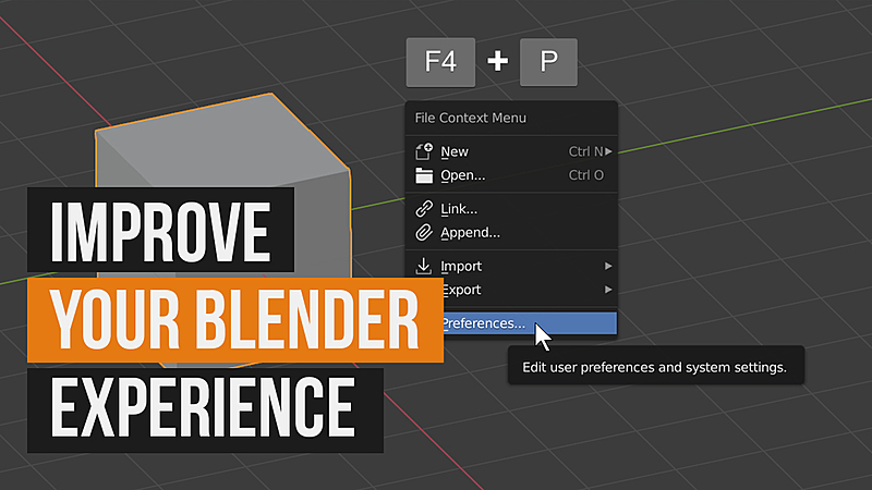 How to Optimize Your Blender Preferences: 10 Tips For the Best Experience