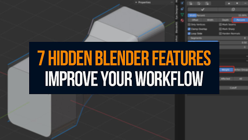7 hidden Blender hacks that will improve your workflow