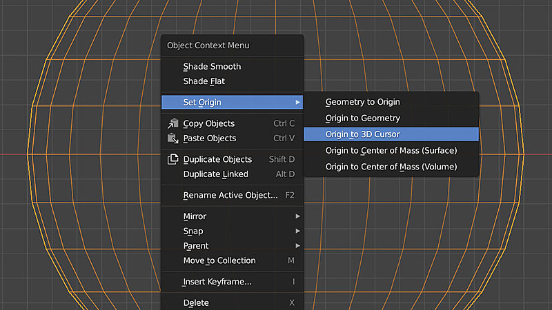 Ten Ways to Improve Your Blender Workflow With the 3d Cursor