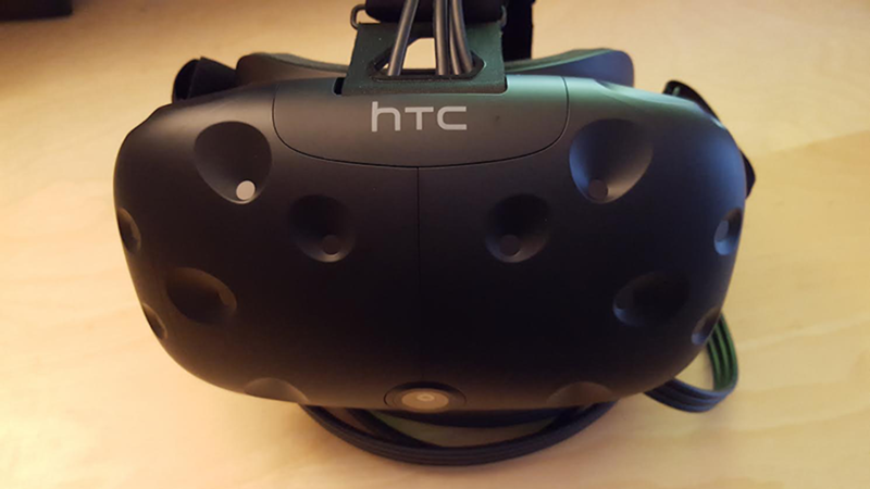 First Look at HTC Vive: It's a Game Changer