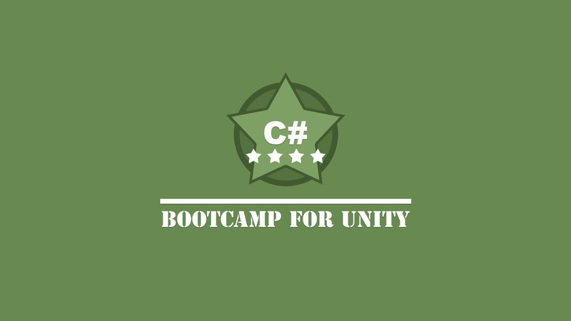 C# Bootcamp for Unity