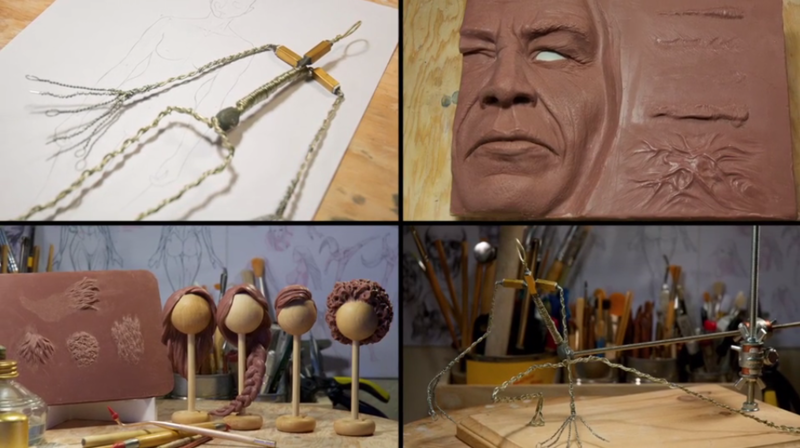 Fundamentals of Sculpting with Clay