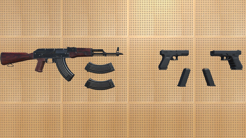 Fundamentals of Weapon Mechanics in Unity