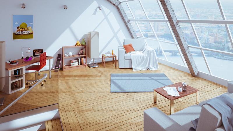 Interior Architectural Vizualization
