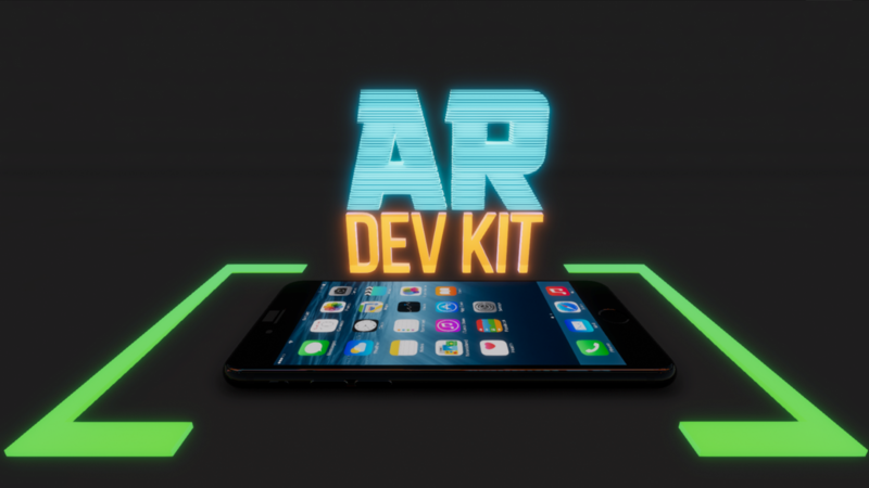 Augmented Reality Development Kit