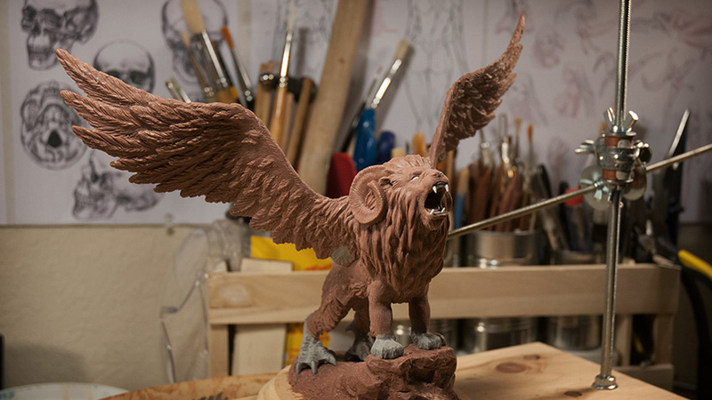 Sculpting a Chimera