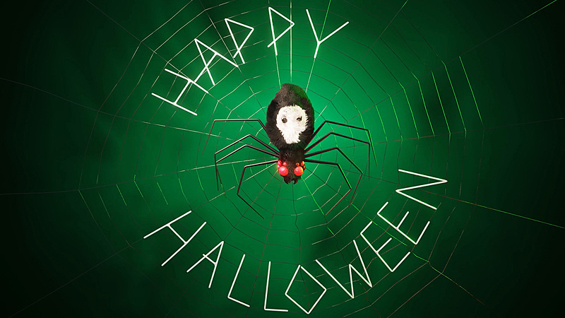 Creating an Animated Spooky Spider in Blender 2.9