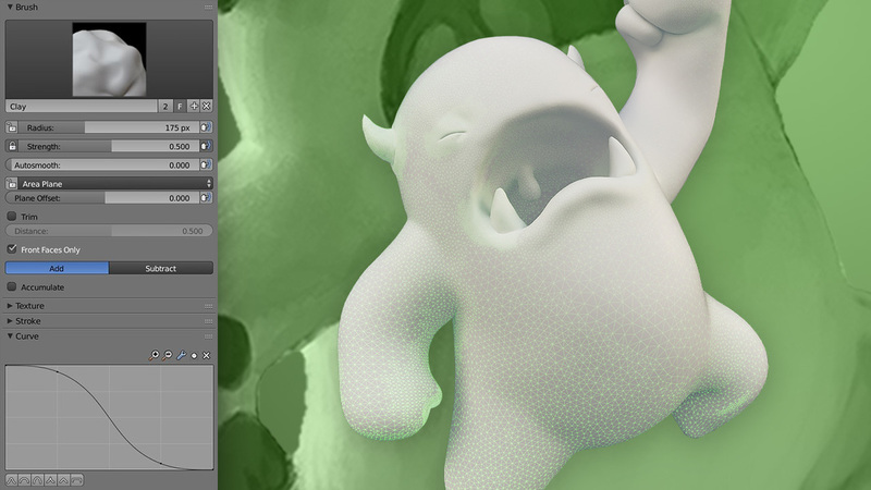 Fundamentals of Digital Sculpting in Blender
