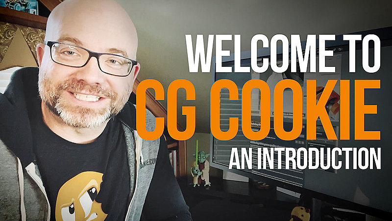 Introduction to CG Cookie | Welcome New Members