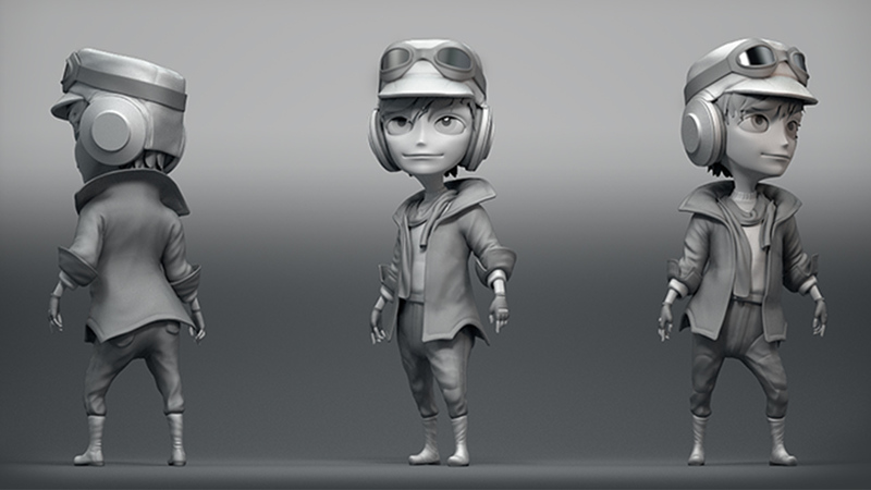 Introduction to Character Modeling