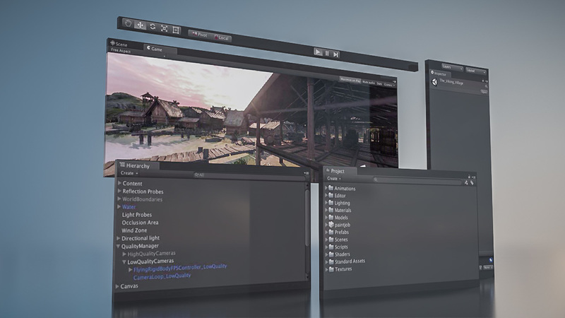 Fundamentals of the Unity Interface
