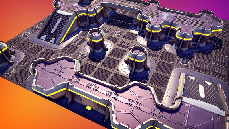 Building Modular Game Assets