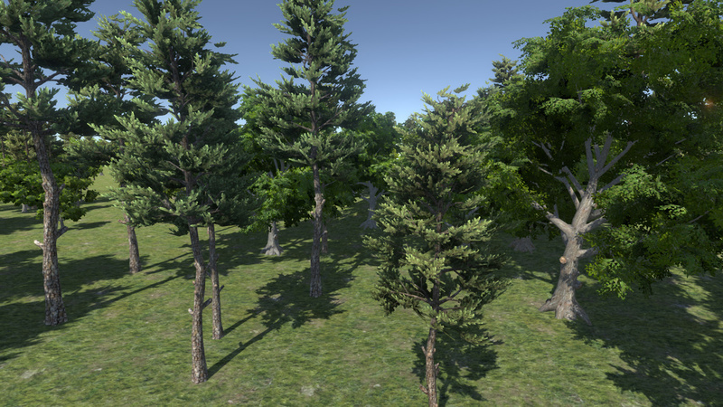 Fundamentals of Tree Creation