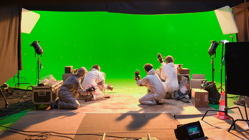 Green Screen Compositing