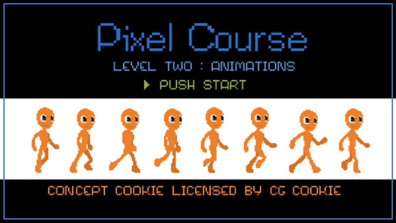 Fundamentals of Pixel Art Animation