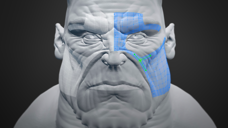 Intro to Retopology with the RetopoFlow Add-on