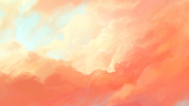 Let's Draw Clouds