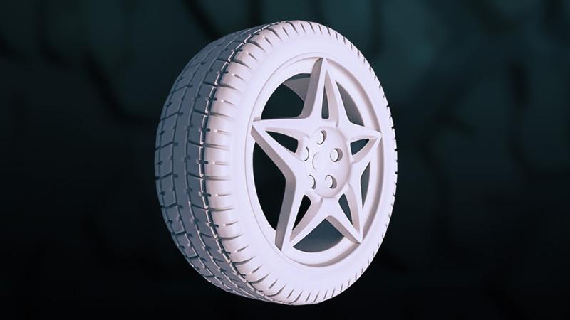 Modeling a Wheel