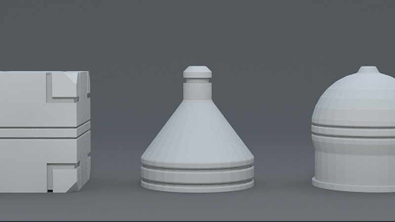 Mesh Modeling Exercise 01