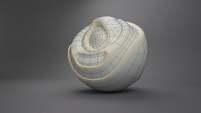 Completing the Robo-Orb Retopology