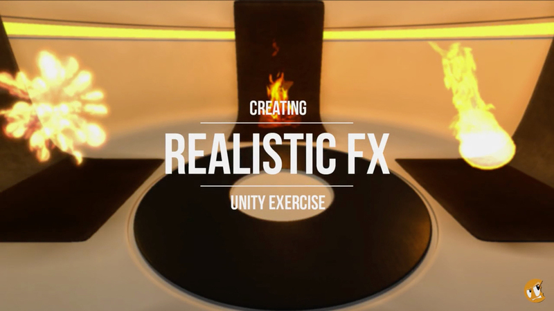 Create Realistic Particle FX