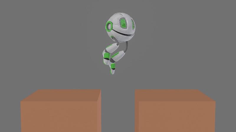 Stomp Jump (Blocking)