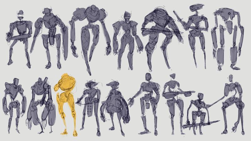 10 Robot Thumbnails