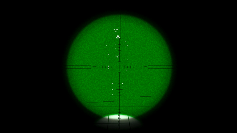 Nightvision Shader Scopes