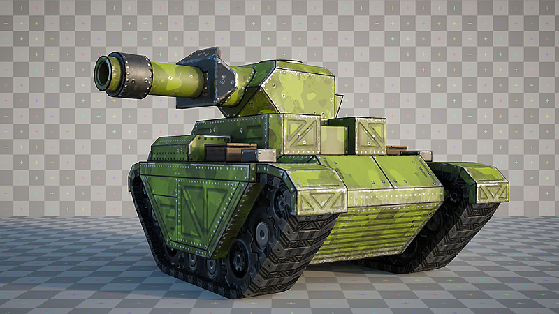 Design Your Own Tank Asset