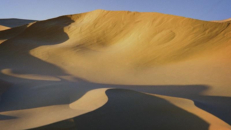 Creating Procedural Sand Dunes