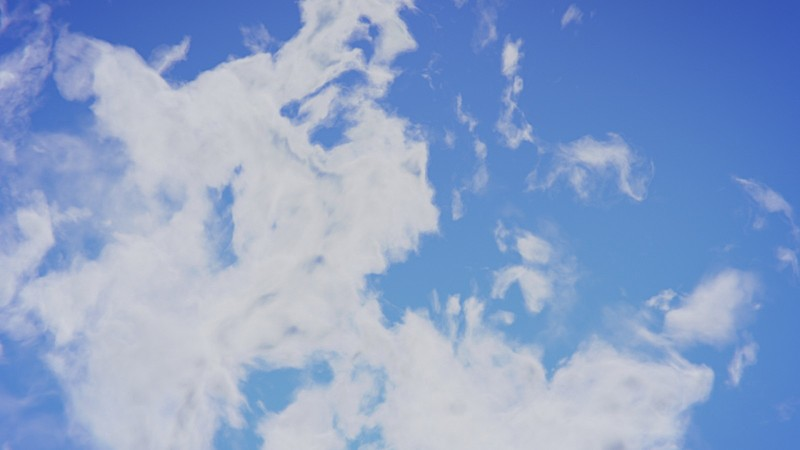 Animate a Looping Cloud Timelapse