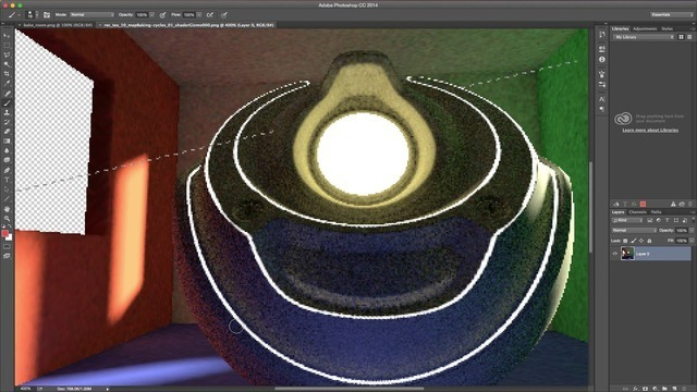 Editing Textures Externally