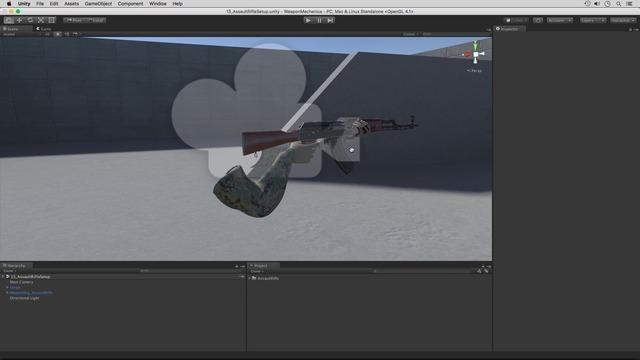 Assault Rifle Setup