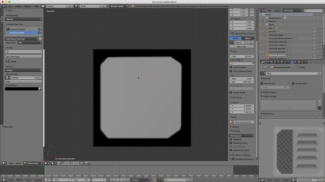 A Few Texture Painting Tips