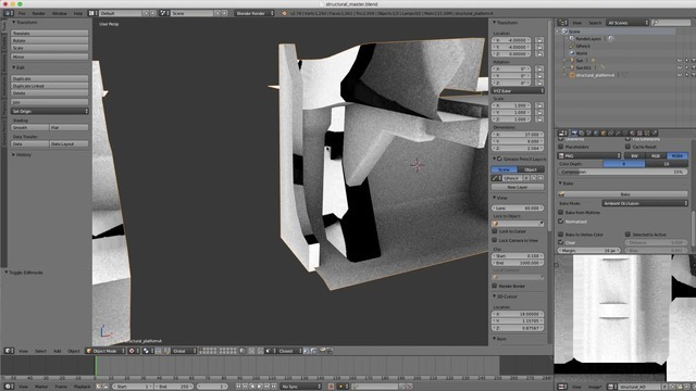 Baking Ambient Occlusion