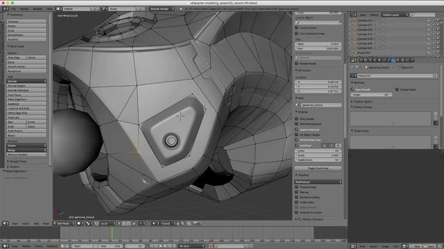 Icospheres and the Power of Normal Maps