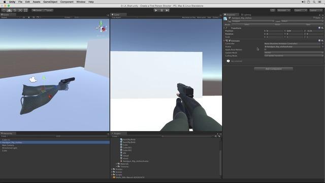 Using Animation States