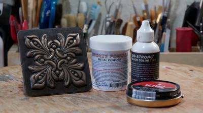 Resin Casting: Cold Casting